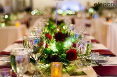 Stunning close up table decor. Art Evolution, wedding florals, wedding table decor.