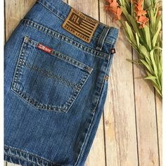 """Ralph Lauren Polo Jean Shorts Great pair of jeans shorts by Polo Ralph Lauren. 5"""", size 10, excellent condition! Polo by Ralph Lauren Shorts Jean Shorts"""