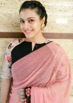 #saree #blouse #kajol