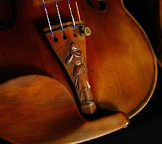 Stradivari violin La Pucelle, or The Virgin, was locked away in Huguette Clark's NYC apartment for nearly 50 years, after her mother gave it to her as a birthday present. Her attorney arranged to sell it in 2001 for $6 million. The tailpiece depicts Joan of Arc, the virgin warrior.