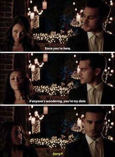 TVD 7x6 Bonnie and Enzo <3