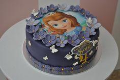 tartas princesa sofia - Buscar con Google