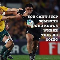 Direction not speed determines where you end up in your rugby career. Some players get a lucky break and get fast tracked to the higher levels of the game. For others its about staying positive and working hard towards your career goals!