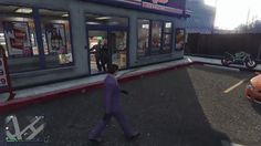 [GTA V] This cop is not fit to carry a gun