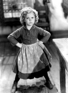 Shirley Temple in The Bowery Princess - shirley-temple Photo