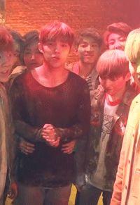 I can't keep my eyes off Jeonghan's hands on Seongcheol's body