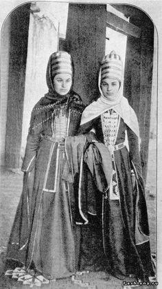 Çerkes Kıyafeti.Circassian clothes.