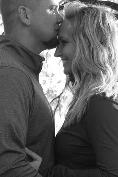 Eric & Jessica, Engaged. Asylum Point, Oshkosh. Photo by Meghan Straveler. #engagement #photography