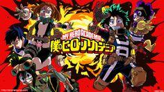 Dica de Anime: Boku No Hero Academia