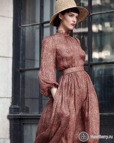 Ulyana Sergeenko Demi Couture осень-зима 2017-2018