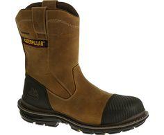 Caterpillar  Fabricate Pull On Tough Waterproof Composite Toe Work Boot  Fabricate Pull On Tough Waterproof Composite Toe Work Boot