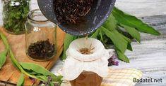 """Ako si vyrobiť """"zlodejský"""" olej Thieves a prečo ho denne používať Infused Oils, Russian Recipes, Herbal Remedies, Detox, Herbalism, Alcoholic Drinks, Homemade, Health, Food"""