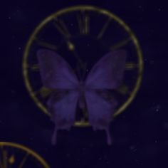 Fantasy #draw #digital painting #time #galaxy #butterfly