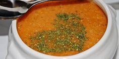 Ezogelin Çorbası Tarifi | Yemek Tarifleri Sitesi | Oktay Usta, Pratik Yemekler