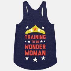 Fun workout shirts!