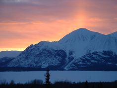 There is no place more beautiful to me than Atlin BC.  A artist community of 400, accessible only from the Yukon.  I was there 15 years ago and still daydream about it today.