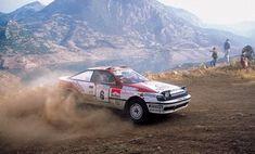 Mikael Ericsson - Claes Billstam 37th Acropolis Rally 1990 (Toyota Celica GT-4 ST165)