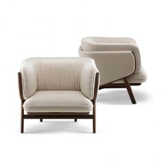 Luxury designer lounge chairs | KOOKU Modern Furniture Online, Home Furniture, Lounge Chair Design, Lounge Chairs, Exclusive Homes, Love Seat, Branding Design, Armchair, Couch