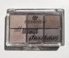 Essence all about chocolates review