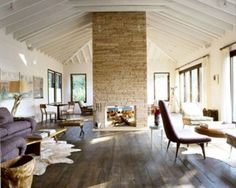 contemporary great room - Google Search