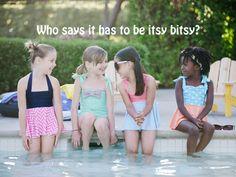 Rey Swimwear for kids!
