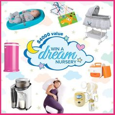 Our newest contest launches today! Enter for your chance to Win a Dream Nursery plus baby essentials valued at $4000 CAD! This amazing prize bundle includes a Baby Brezza Formula Pro a Medela breast pump Ubbi diaper pail a Bily bassinet Bumbo change pad PLUS a Toys R Us gift card for over $1400 and lots more! Head over to www.momresource.ca/dream-nursery to see the entire prize list and enter now. Contest open until December 31 2017. Open to residents of Canada only. Full rules and…