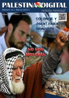 Revista PALESTINA DIGITAL - Marzo 2013
