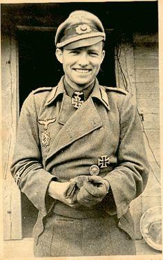 Hauptmann Hanns Magold of the Großdeutschland Division   Flickr - Photo Sharing!
