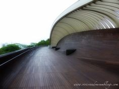 Henderson Waves is the highest pedestrian bridge in Singapore which stands 36 metres above the ground. This structure connects Mount Faber Park to Telok Blanch Hill Park. The bridge is famous for its distinctive wavelike structure, curving and twisting along its entire 274-metre length. - See more at: http://www.vivisrandomramblings.com/2015/07/henderson-waves-southern-ridges-singapore.html#sthash.GTb8zsvA.dpuf