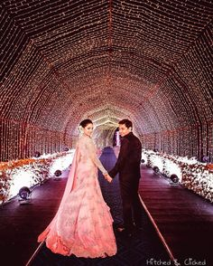 Wedding backdrop lights entrance for 2019 Wedding Reception Entrance, Wedding Hall Decorations, Wedding Mandap, Wedding Halls, Reception Stage Decor, Wedding Stage Backdrop, Wedding Backdrops, Backdrop Decorations, Backdrop Ideas