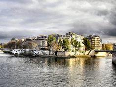 Ile Saint Louis, Paris.  http://www.jeudepaumehotel.com/