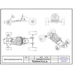 cyclekart plans  u0026 drawings thread  page 4    cyclekart
