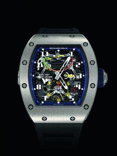 Richard Mille Tourbillon G-Sensor RM 036 Jean Todt Limited