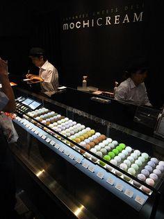 Japanese Sweets Deli - Mochi Cream http://www.yelp.com/biz/japanese-sweets-deli---mochi-cream-honolulu #mochi