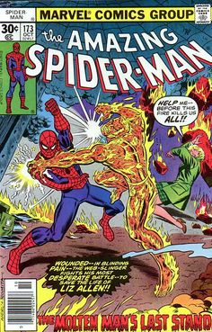 The Amazing Spider-Man (Vol. 1) 173 (1977/10)