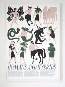 humans and hybrids poster - Google Search
