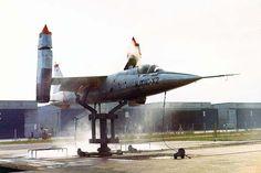 EWR VJ-101C (1962) - German VTOL interceptor prototype