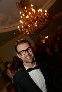 Brad Goreski [Photo by Steve Eichner]