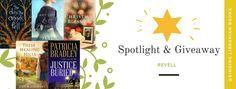 Giveaway at Singing Librarian Books: Revell September Spotlight #BookGiveaway