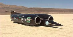 Fastest Land Speed Record in the World #1. Thrust SSC – Great Britain (763 mph) Former British Royal Air Force Pilot Andy Green set the fastest recorded speed in October 15, 1997 at Black Rock Desert, Nevada. At 763 mph, Green is the frist to reach supersonic speed on land. The ThrustSSC, blended the know how of 4 British gentlemen, Glynne Bowsher, Ron Ayers, Jeremy Bliss, and Richard Noble, himself a record holder. They used a turbine gas engine by Rolls Royce.