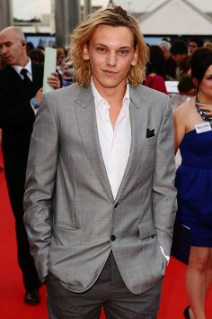 Jamie Campbell Bower.