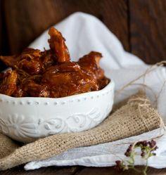 BBQ Crock Pot Chicken