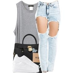 Untitled #1002, created by ayline-somindless4rayray on Polyvore