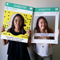 CrowdSigns offers fun event & photo booth props signs for all occasions. 13th Birthday Invitations, 13th Birthday Parties, Teen Birthday, Grad Parties, Event Photo Booth, Photo Booth Props, Instagram Party, Instagram And Snapchat, Snapchat Birthday