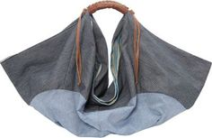 Splendid Oceanside Large Hobo Chambray - via eBags.com!