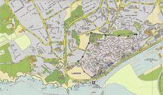 MapasBlog: Mapas de Lagos – Portugal