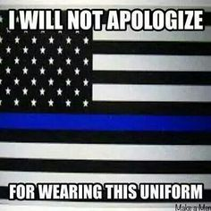 Thin Blue Line Family
