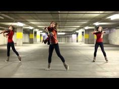 On the Floor Take Three by Lindsey Stirling an electrifying violinist, performance artist, and composer