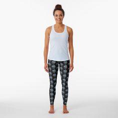 Space Leggings, Women's Leggings, Profile Design, Panda Bear, Funny Design, Leggings Fashion, Mardi Gras, Knitted Fabric, Girl Fashion
