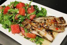 Garden fresh salad w